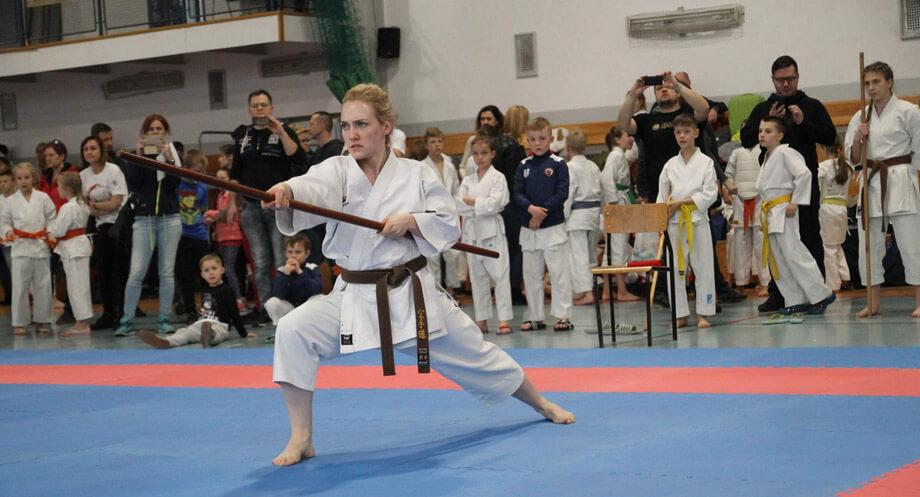 Mistrzostwa Polski w Karate UWK - Łęczyca 2019